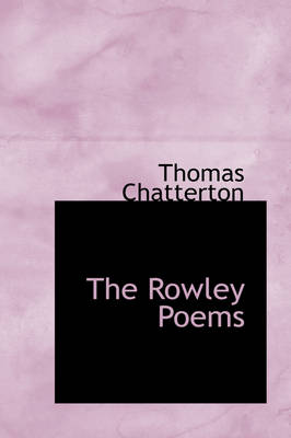 The Rowley Poems