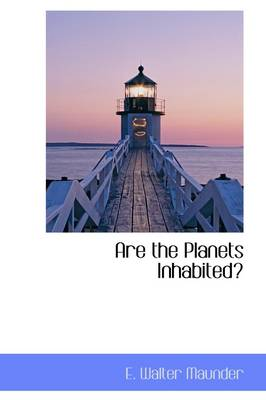 Are the Planets Inhabited