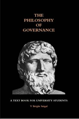 The Philosophy of Governance