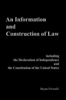 An Information and Construction of Law