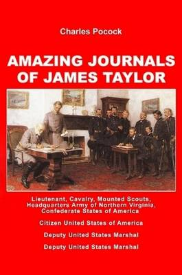 Amazing Journals of James Taylor