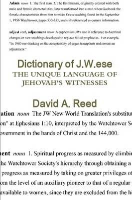 Dictionary of J.W.Ese