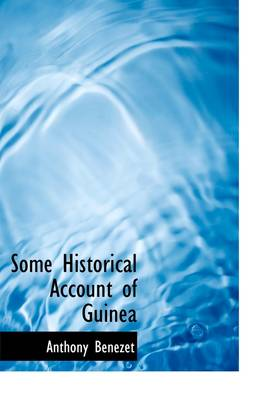 Some Historical Account of Guinea