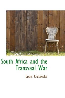 South Africa and the Transvaal War