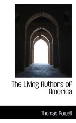 The Living Authors of America