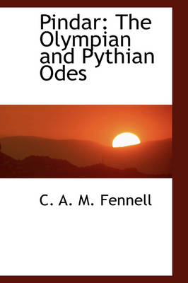 Pindar: The Olympian and Pythian Odes