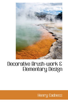 Decorative Brush Work & Elementary Design
