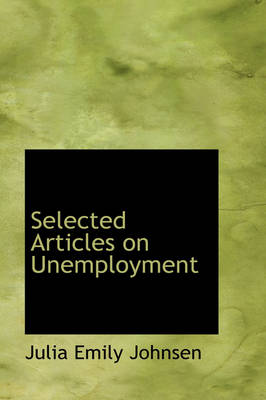 Selected Articles on Unemployment