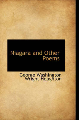 Niagara and Other Poems
