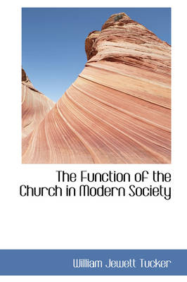 The Function of the Church in Modern Society