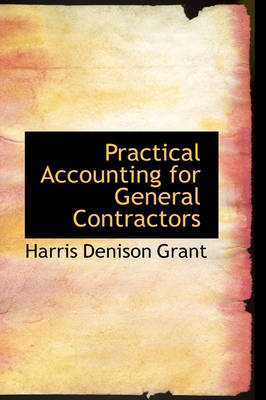 Practical Accounting for General Contractors