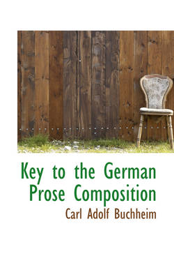 Key to the German Prose Composition