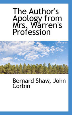 The Author's Apology from Mrs. Warren's Profession