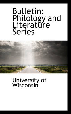 Bulletin: Philology and Literature Series