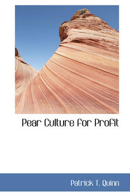 Pear Culture for Profit