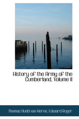 History of the Army of the Cumberland, Volume II