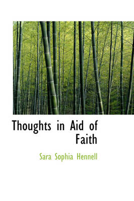 Thoughts in Aid of Faith