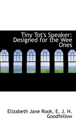 Tiny Tot's Speaker: Designed for the Wee Ones