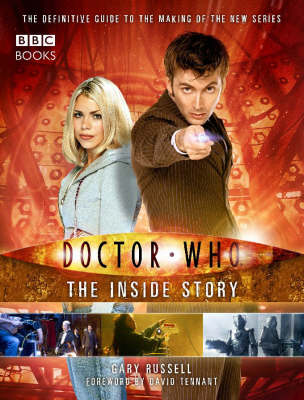"""Doctor Who"": The Inside Story"