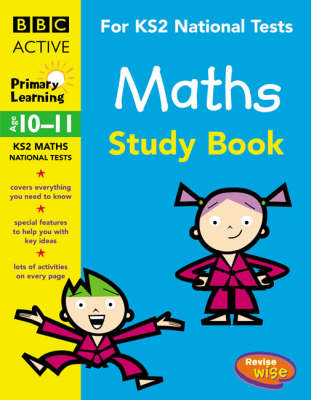 KS2 REVISEWISE MATHS STUDY BOOK