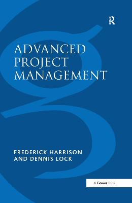 Advanced Project Management: A Structured Approach