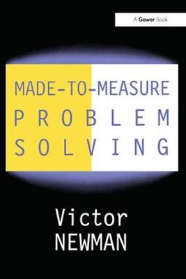 Made-to-Measure Problem Solving