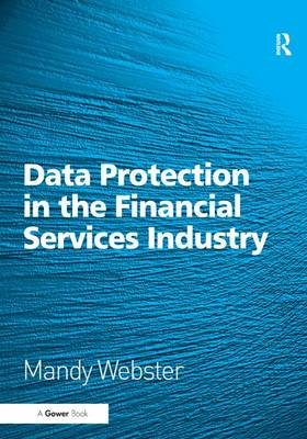 Data Protection in the Financial Services Industry