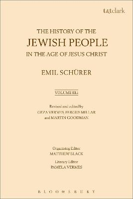 The History of the Jewish People in the Age of Jesus Christ: Volume 3.i