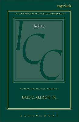 James ICC: A Critical and Exegetical Commentary