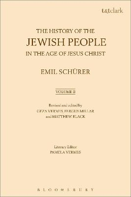 The History of the Jewish People in the Age of Jesus Christ: Volume 2