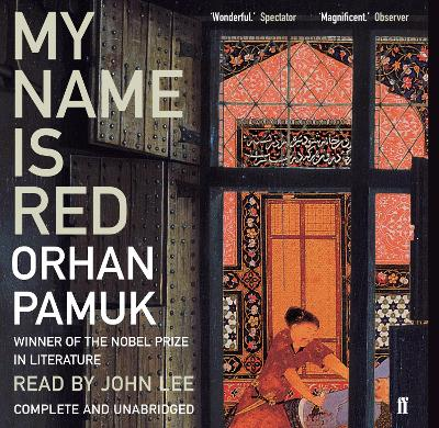 My Name is Red 16xcd