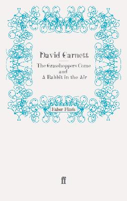 The Grasshoppers Come: A Rabbit in the Air