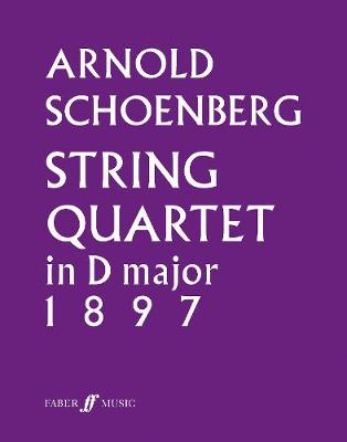 String Quartet in D Major: (Parts)