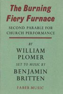 Burning Fiery Furnace: (Libretto)