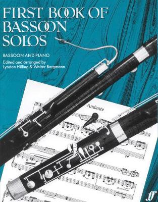 First Book of Bassoon Solos: (Complete)