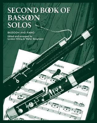 Second Book of Bassoon Solos: (Complete)