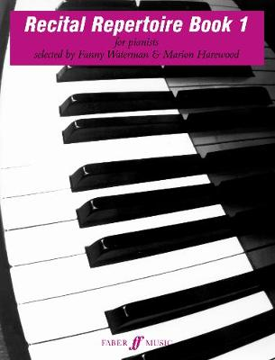 Recital Repertoire: (Piano): Book 1
