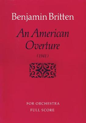 An American Overture: (Score)