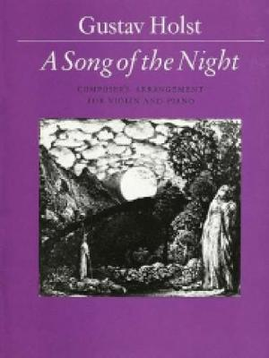 A Song of the Night: (Violin and Piano)