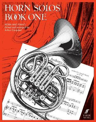 Horn Solos: (horn and piano): Bk. 1