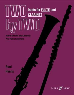Two by Two: (Flute and Clarinet Duets)