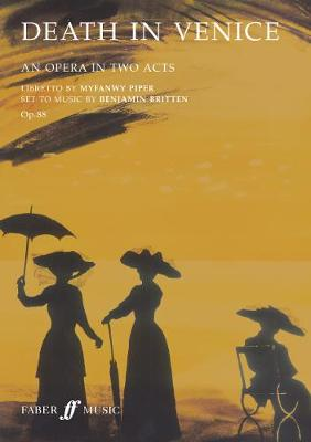 Death in Venice: (libretto)