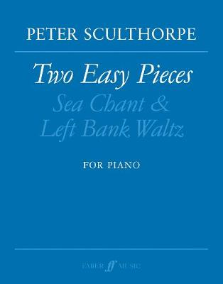 Two Easy Pieces: (Piano)