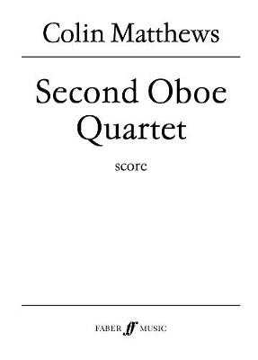 Oboe Quartet No. 2: (Score)