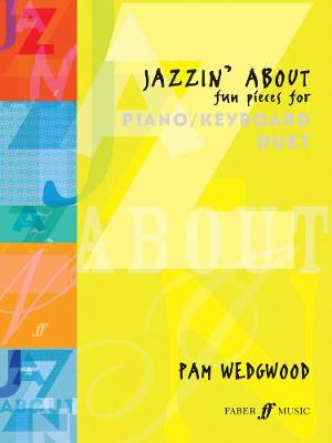 Jazzin' About: (Piano Duet)