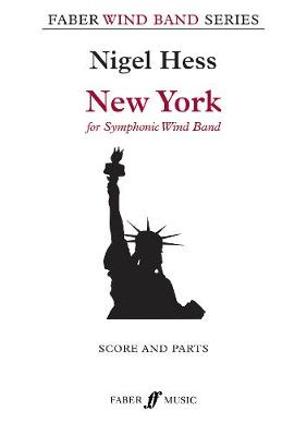 New York: Wind Band (score and Parts)