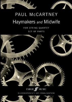 Haymakers/midwife: (string Quartet Parts)