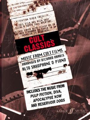 Cult Classics: (Alto Saxophone and Piano)