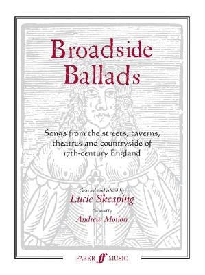 Broadside Ballads: (Songbook)