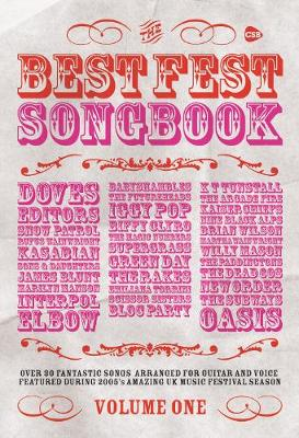 Best Fest Songbook: (Chord Songbook): [Volume one]